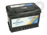 CARTECHNIC BATTERIES 74Ah/680A ULTRA POWER (R+ Standard terminal) 278x175x190 B13 - фото