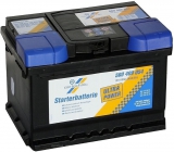 CARTECHNIC BATTERIES 60Ah/540A ULTRA POWER (R+ Standard terminal) 242x175x175 B13 - фото