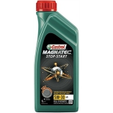 Масло моторное Castrol  Magnatec Stop-Start 5W-30 A5 1л - фото