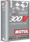 MOTUL 300V Power Racing SAE 5W30 2л - фото