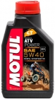 MOTUL 4T ATV Power SAE 5W40 1л - фото