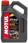 MOTUL 4T ATV-SxS Power SAE 10W50 4л - фото