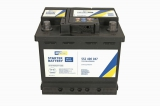 CARTECHNIC BATTERIES 52Ah/470А ULTRA POWER (R+ Standard terminal) 207x175x190 B13  - фото