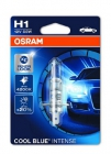 OSRAM COOL BLUE INTENSE H1 12V 55W P14.5s 1шт - фото