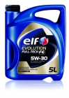 Масло моторное ELF EVOLUTION FULLTECH FE 5W30 5л  - фото