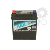 4Max Bateries 35Ah/300A ECOLINE (L+ Thin terminal (Japanese vehicles)) 187x127x227 B00 - фото