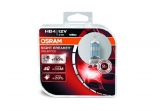 OSRAM NIGHT BREAKER UNLIMITED HB4 12V 51W P22d 2шт - фото