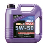 LIQUI MOLY 9067 Synthoil High Tech SAE 5W-50 4л - фото