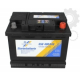 CARTECHNIC BATTERIES 60Ah/540A ULTRA POWER (R+ Standard terminal) 242x175x190 B13 - фото