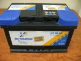 CARTECHNIC BATTERIES 72Ah/680A ULTRA POWER (R+ Standard terminal) 278x175x175 B13 - фото