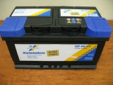CARTECHNIC BATTERIES 80Ah/740A ULTRA POWER (R+ Standard terminal) 315x175x175 B13 - фото