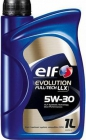 Масло моторное ELF EVOLUTION FULLTECH 5W30 LLX 1л  - фото