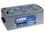 Аккумулятор Exide 6СТ- 235 Аз PROFESSIONAL POWER EF2353 235Ah-12v (518х279х240),L,EN1300 - фото