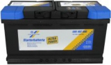 CARTECHNIC BATTERIES 95Ah/800A ULTRA POWER (R+ Standard terminal) 353x175x190 B13 - фото