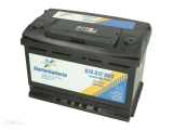 CARTECHNIC BATTERIES 74Ah/680А ULTRA POWER (R+ Standard terminal) 278x175x190 B13 - фото