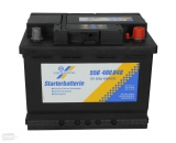 CARTECHNIC BATTERIES 56Ah/480A ULTRA POWER (R+ Standard terminal) 242x175x190 B13 - фото