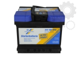 CARTECHNIC BATTERIES 44Ah/440A ULTRA POWER (R+ Standard terminal) 207x175x175 B13 - фото