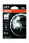 Лампа OSRAM LED Premium 12 V C5W 1W 4000K SV8,5-8 White warm  31mm - фото