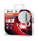 OSRAM XENARC NIGHT BREAKER UNLIMITED D1S 85V 35W PK32d-2 3200lm 4300K 2шт - фото