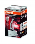 OSRAM XENARC NIGHT BREAKER UNLIMITED D1S 85V 35W PK32d-2 3200lm 4300K 1шт - фото