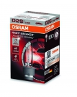 OSRAM XENARC NIGHT BREAKER UNLIMITED D2S 85V 35W P32d-2 3200lm 4300K 1шт - фото