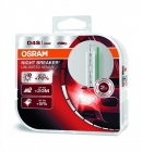 OSRAM XENARC NIGHT BREAKER UNLIMITED D4S 42V 35W P32d-5 3200lm 4300K 2шт - фото
