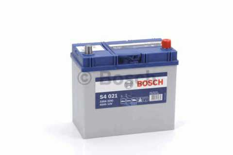 BOSCH 6СТ-45 АзЕ S4 Siver Asia (S40210) (238x129x227)