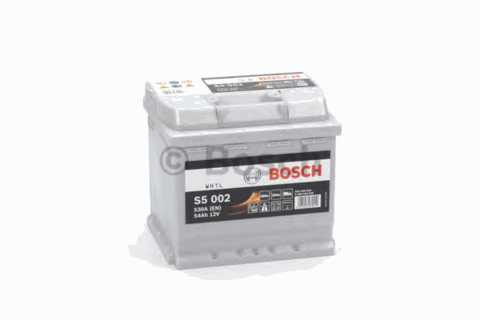 BOSCH 6СТ-54 АзЕ S5 Silver Plus (S50020)