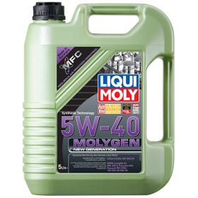 LIQUI MOLY 9055 Molygen New Generation 5W-40 5л
